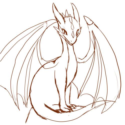 ドラゴンへ